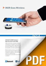 Wireless concept: INOR Goes Wireless