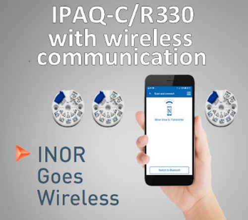 IPAQ 330; now with Wireless communication